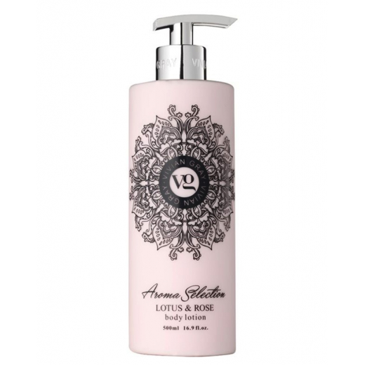Vivian Gray Aroma Selection Lotus & Rose Body Lotion Лосьйон для тіла