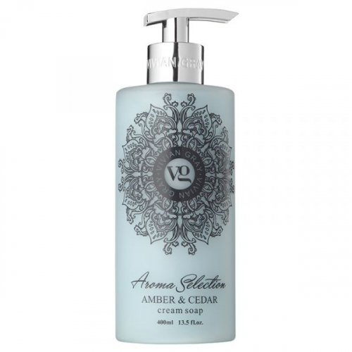 Vivian Gray Aroma Selection Amber & Cedar Body Лосьйон для тіла
