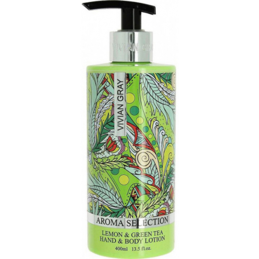 Vivian Gray Aroma Selection Lemon & Green Tea Body Lotion Лосьйон для тіла