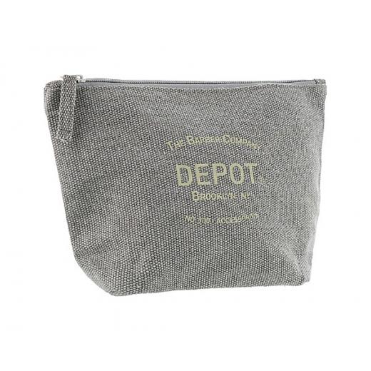 DEPOT Косметичка дорожня текстильна