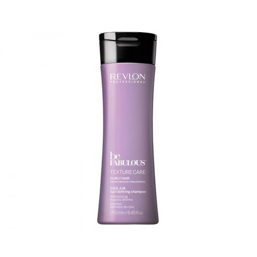 REVLON Шампунь для кучерявого волосся RP Be Fabulous Curly Shampoo